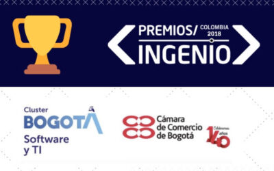 ICONOI finalist in the ingenuity awards